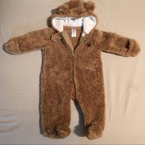 Baby Bear Suit